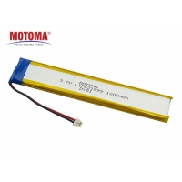 Buy cheap Rechargeable Lithium Ion Battery 3.7 V 1200mah With UL IEC KC Cetificates product
