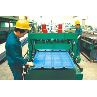 Buy cheap Corrugated Steel Roofing With Various Color And Thick product