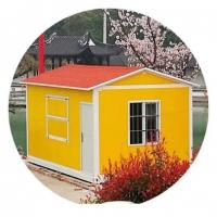 China Multi Story Mobile Shipping Container Homes , Sentry Box Freight Container House on sale