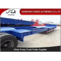 Buy cheap 28 Meters Long Extendable Lowboy Trailer Windmill Blade Transport product