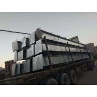 Buy cheap Hot - dip Galvanized Warehouse Steel Structure Prefabricated ISO9001 product