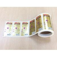 Buy cheap Hair Shampoo Bottle Full Page Adhesive Labels , Plastic Sticky Address Labels Roll product