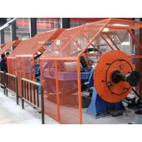 Buy cheap Energy Saving Skip Stranding Machine Safety Protection System 12 Months Warranty product