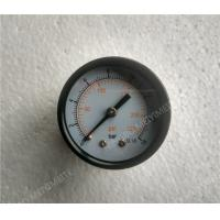 Buy cheap 50mm Pressure Gauge with Steel Black Case , General Pressure Gauge product