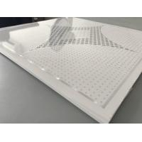 Buy cheap Beautiful Plastic Ceiling Tiles , Pvc Ceiling Tiles Four - Pointed Star product