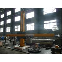 China 5x4m Column And Boom Manipulator With Control Box Platform For Seam Welding on sale