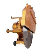 China Electric Road Cutting Machine , Concrete Cutter Machine 15KW Imported Motor on sale