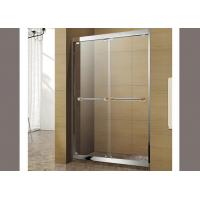 Buy cheap High Strength Decorative Tempered Glass Size Customized For Shower Screen product