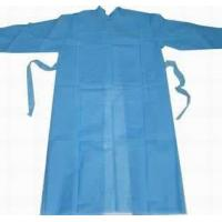 Buy cheap Personal Care Flame Resistant Disposable Coveralls , XS - XXL Surgical Gown Patient product