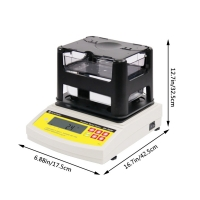 Dahometer Digital Silver Tester With Weight Resolution 0.005g In Jewelry Tools for sale
