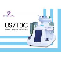 Buy cheap Deep Skin Cleaning Water Oxygen Jet Peel Machine Acne Removal 6MHZ Frequency from wholesalers