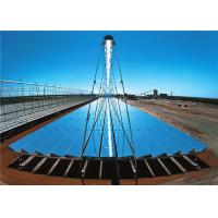 Buy cheap Fresnel Type Solar Heating System Energy Power Plant For Portrait Landscape product