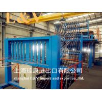 Buy cheap 14.4mm Upward Continuous Casting Machine 4000Mt With Automatic Adjustment product
