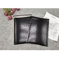 Buy cheap Metallic Foil Black Bubble Wrap Shipping Envelopes Waterproof Custom Logo product