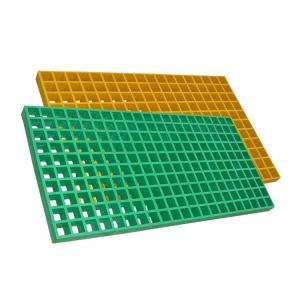 Buy cheap Walkway Anti - Slip FRP Grating Panels , Fiberglass Bar Grating With UV product