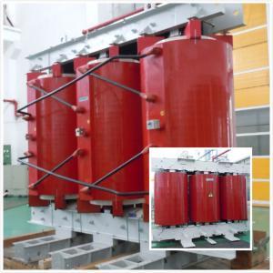 Buy cheap 6.6 KV - 125 KVA Dry Type Transformer Low Noise Dry Type Cast Resin Transformer product