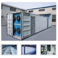China Containerized Block Ice Machine (ice maker) on sale
