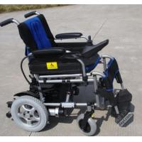 Buy cheap Hospital Reclining Electric Wheelchair/Comfortable/multifunctional/Medical or household product