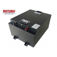 Buy cheap BMS 120Ah Lifepo4 Lithium Battery High Capacity 100% DOD For UPS from wholesalers