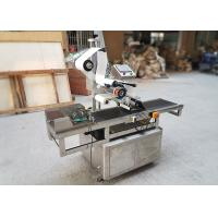 Buy cheap High Performance Label Applicator Machine / Automatic Box Labeling Machine product