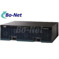 Buy cheap Long Range 3925E K9 Cisco Enterprise Routers With 730 Unified SRST Sessions product