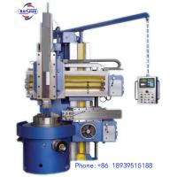 Buy cheap One Column Vertical Turning Lathe Machine For Pressure Vessels 2300mm Diameter product