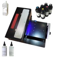 Buy cheap Automatic UV LED Flatbed Printer With Water Circulation Cooling System from wholesalers
