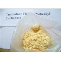 Buy cheap Raw Steroid Powder Trenbolone Hexahydrobenzyl Carbonate / Parabolan CAS 23454-33-3 product