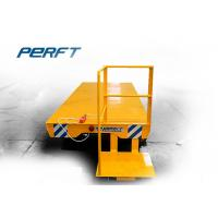 Buy cheap 15ton Cable Reel Powered Rail Transfer Car with Remote and Hand Control product