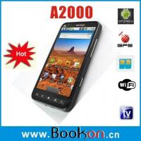 Buy cheap A2000 Android 2.2 GPS WiFi TV 4.3 Inch Smart Mobile Phone from wholesalers