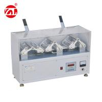 Buy cheap ISO17707 Safety Footwear Sole Bending Test Machine 90°  Bending Testing Equipment product