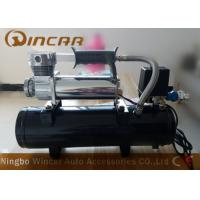 Buy cheap 1.8CFM 12V Portable Air Compressor For Car With 8L Tank CE Approved from wholesalers