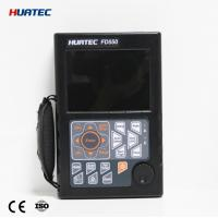 Buy cheap High Resolution Digtal Portable Ultrasonic Flaw Detector FD550 ndt machines product