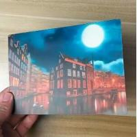 Buy cheap China Factory Wholesale Good Quality Custom Offset Printing Plastic PET Lenticular 3D lenticular card product