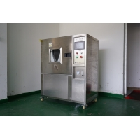 Touch Screen Environmental Test Chambers Sand And Dust Test Chamber for sale