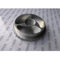 Buy cheap Anodize CNC Machined Aluminum Parts Seal Pulley Flywheel CNC Machining product