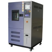 Buy cheap 408L Capacity Temperature Humidity Chamber Environment Simulation for Reliable Test product