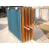 Buy cheap Custom Cooling Coil For Chemical Gas Condensation Commercial and Industrial Referigeration Energy Recovy System product