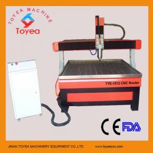 1500 x 1200mm Advertising cnc engraving machine TYE-1512