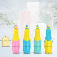 Buy cheap Flashing Led Baby Oral Children'S Rechargeable Electric Toothbrush SG-513 product