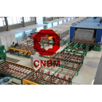 Buy cheap Smooth Surface Fiber Cement Board Production Line High Production Capacity product