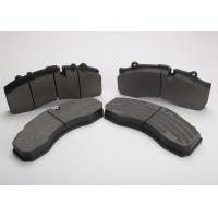 Buy cheap Truck Brake Pad , Automobile Bus Brake Pads With Black Color from wholesalers