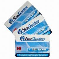 Buy cheap RFID Cards/Smart Cards, Used in Enterprises and Banks product