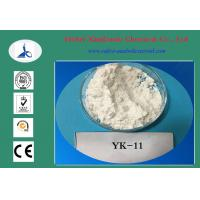 Buy cheap Anabolic YK11 Sarms Peptides Raw Hormone Powders For Fat Loss / Muscle Gain 1370003-76-1 product