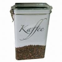 Buy cheap Gift Tin, Measures 122x58x220mm product