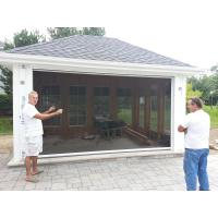 Buy cheap Insect prevention extra large size garage door insect screens product