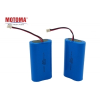 Buy cheap Cylindrical Lithium Ion Battery Pack 3.7 V 4400mAh For Toys Tools Flashlights product