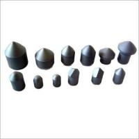 Buy cheap Wearable XR06C Tungsten Carbide Buttons For Impact Drill Bit High Hardness 60MM product