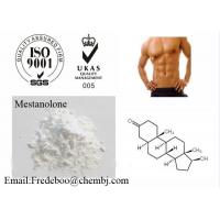 Buy cheap High Purity Mestanolone White Powder Muscle Building Anabolic Steroid CAS 521-11-9 product