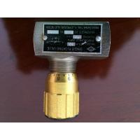 Buy cheap Electronic Steel Hydraulic Flow Control Valve , Hydraulic Flow Divider Valve from wholesalers